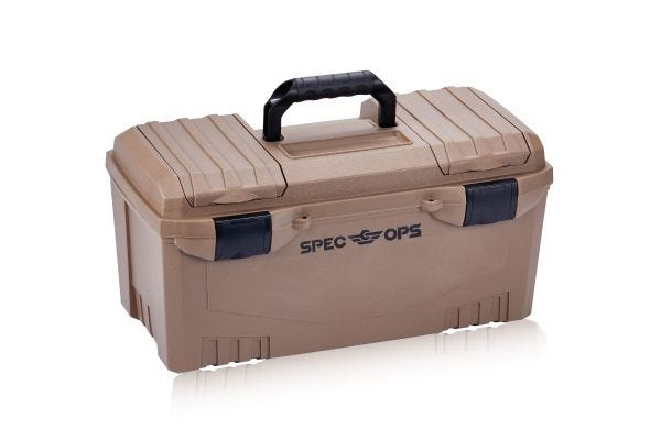Spec Ops Tools Portable Tool Box with Handle
