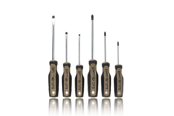 6-Piece Screwdriver Set