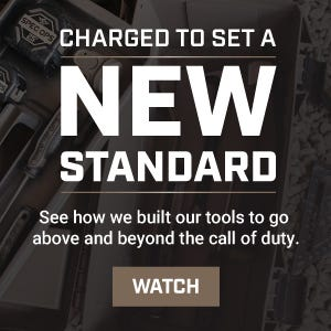 Charged to Set a New Standard
